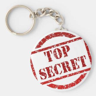 Top Secret supper Image Key Ring