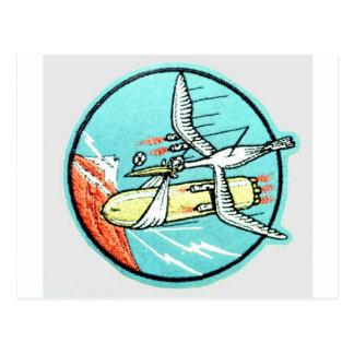 TOP secret WWII japan NUKE fighter TRAININGprogram Postcard