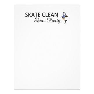 TOP Skate Pretty Full Color Flyer