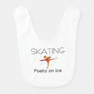 TOP Skating Poetry Bibs