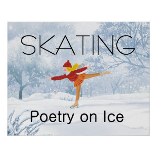 TOP Skating Poetry Poster
