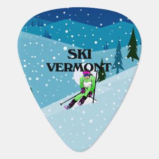 TOP Ski Vermont Plectrum