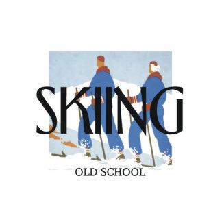 TOP Skiing Photo Cutout