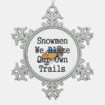 TOP Snowmen Ornament