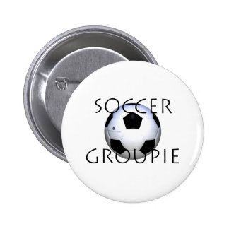 TOP Soccer Groupie Buttons
