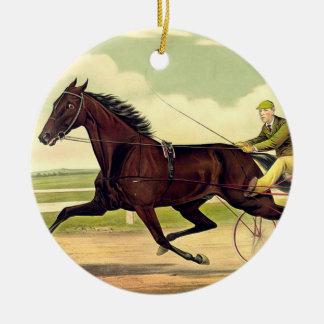 TOP Sulky Champ Christmas Ornament