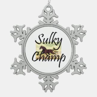 TOP Sulky Champ Ornament