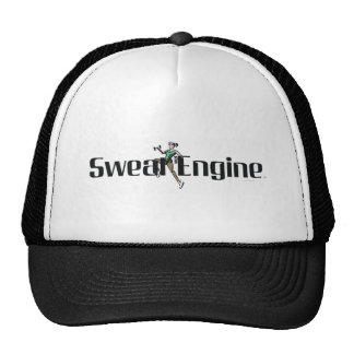 TOP Sweat Engine Cap