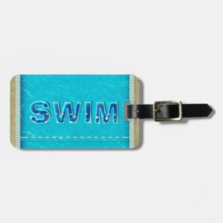 TOP Swim Bag Tag