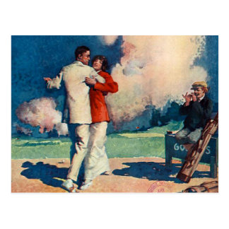 TOP Tango Summer Postcard
