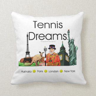 TOP Tennis Dreams Cushion