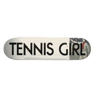 TOP Tennis Girl Skateboards
