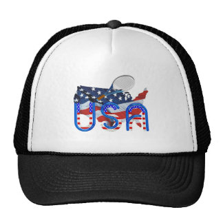TOP Tennis in the USA Hat