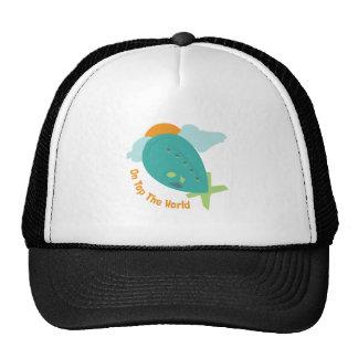 Top The World Trucker Hats