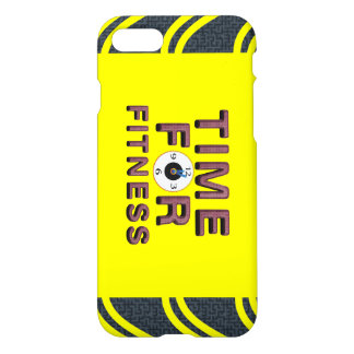 TOP Time for Fitness iPhone 7 Case