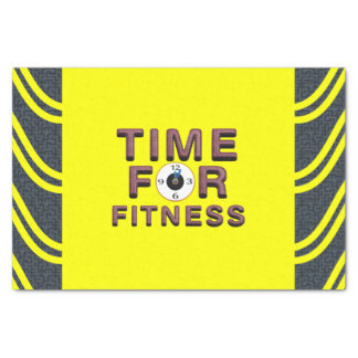 TOP Time for Fitness Tissue Paper