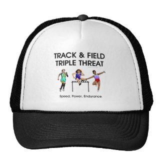 TOP Track Triple Threat Hat