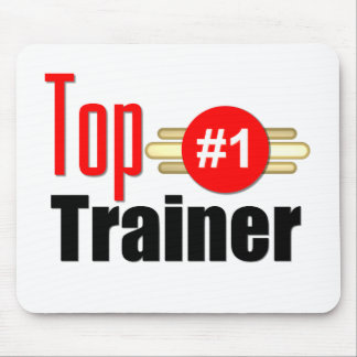 Top Trainer Mouse Mat