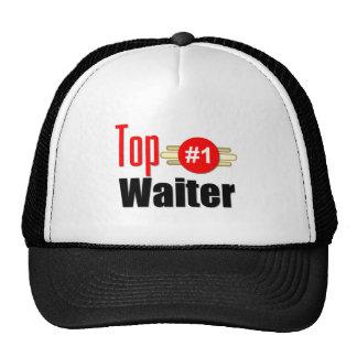 Top Waiter Cap