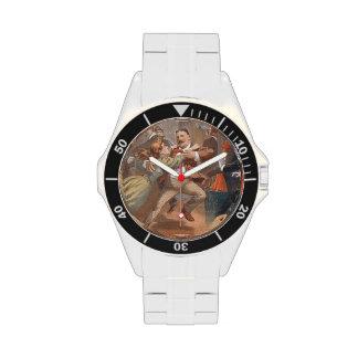 TOP Waltzing Old School Wristwatch