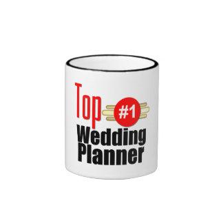 Top Wedding Planner Mug