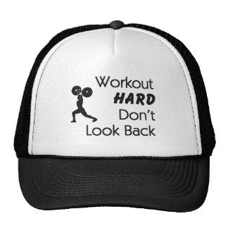 TOP Workout Hard Cap