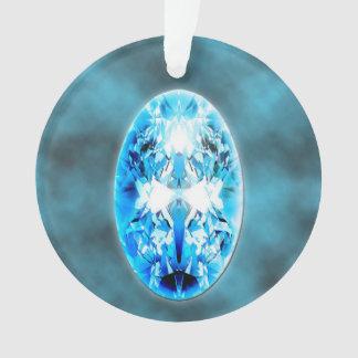 Topaz Gemstone Ornament