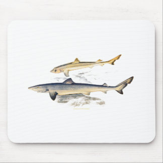 TOPER AND YOUNG SHARKS MOUSE PAD