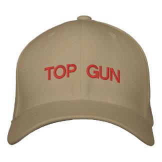 TOPGUN EMBROIDERED BASEBALL CAP