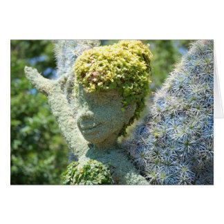 Topiary Card