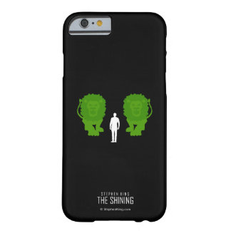 Topiary Lions Barely There iPhone 6 Case