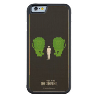 Topiary Lions Carved Maple iPhone 6 Bumper Case