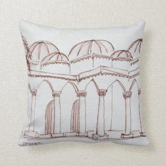 Topkapi Palace | Istanbul, Turkey Cushion