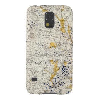 Topographic and Glacial Map of New Hampshire Cases For Galaxy S5