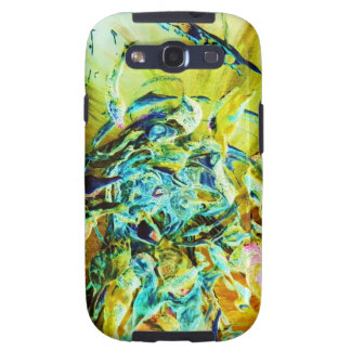 Topographic Angel Samsung Galaxy SIII Cover
