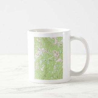 Topographic Map Mugs
