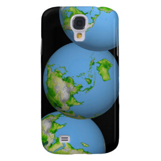 Topographic views of the world galaxy s4 case