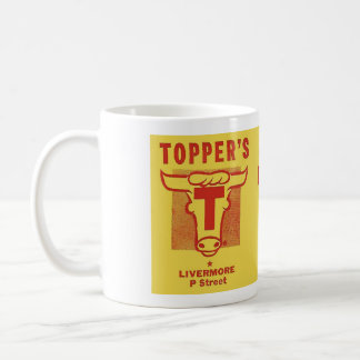 Topper s coffee mugs