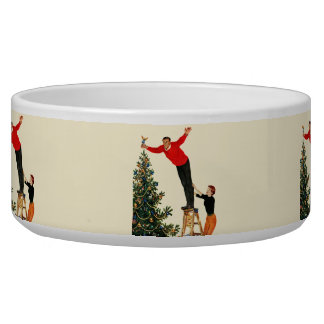 Topping the Tree Pet Water Bowl