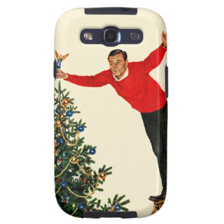 Topping the Tree Samsung Galaxy SIII Cover