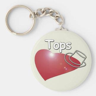 Tops Keychain