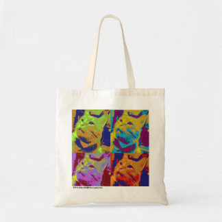 Tops of the Pops! Mister President's on a Tote! Tote Bag