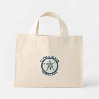 Topsail Island. Tote Bags