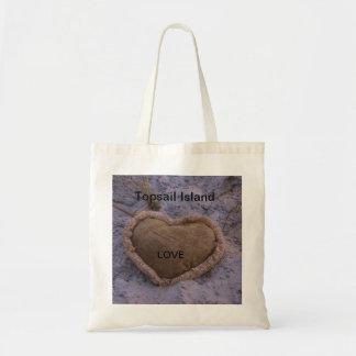 Topsail Island Love Bags