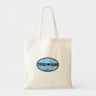 Topsail Island. Tote Bags