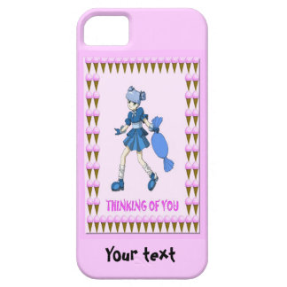 Topsy toffee and ice creams iPhone 5 case