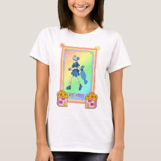 Topsy toffee with candy houses T-Shirt