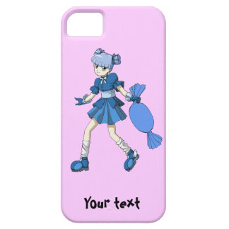 Topsy Tofffee iPhone 5 Case