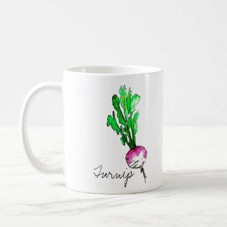 Topsy Turnip Mug