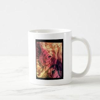 Topsy Turvy Basic White Mug